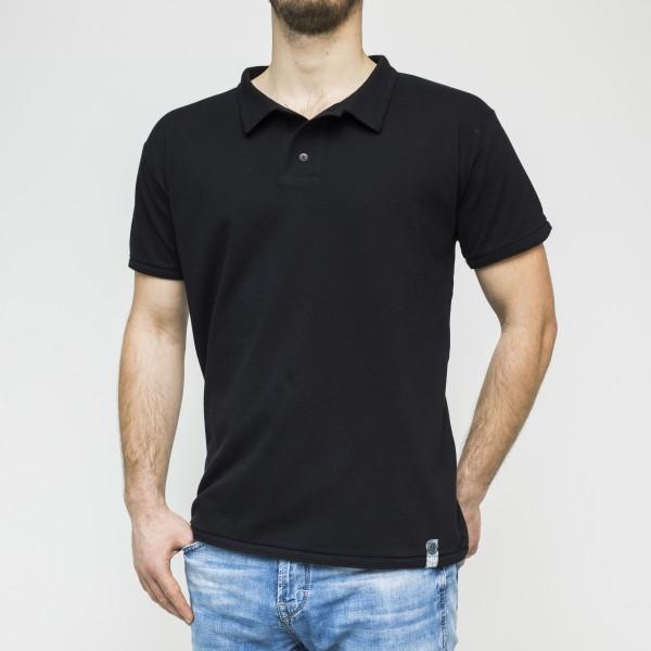 "Herren-Polo-Shirt ""HU BLN"""