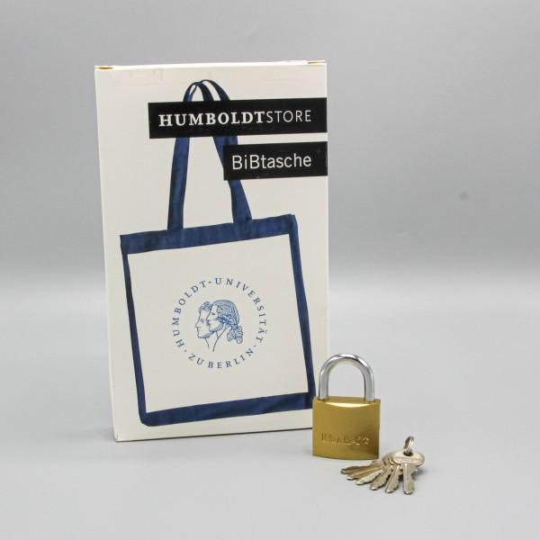 BiBBundle - BiBTasche mit Schloss - Starterpack für die UB