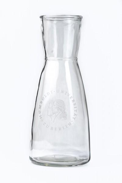 Karaffe mit Humboldt Siegel 1 Liter