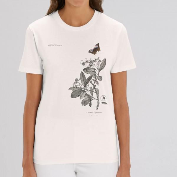 Damen-T-Shirt nach einem Motiv von Alexander von Humboldt
