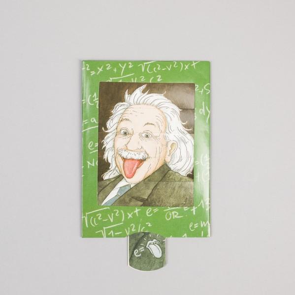Ziehkarte Albert