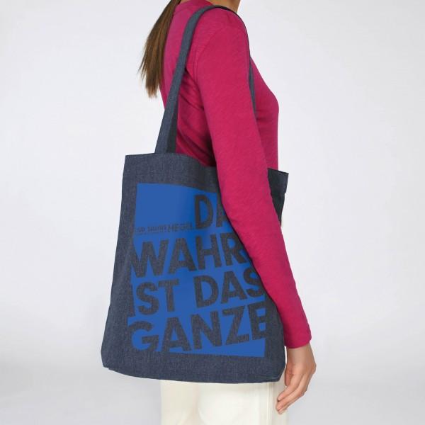 """Shoppingtasche """"Das Wahre ist das Ganze"""""""