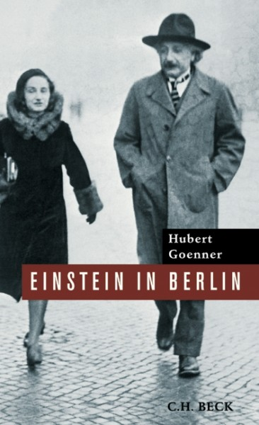 Goenner, Einstein in Berlin