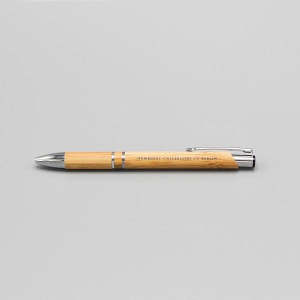 """Kugelschreiber Bambus """"Humboldt-Universität zu Berlin"""""""