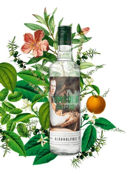 Humboldt Freigeist - Die alkholfreie Gin-Alternative