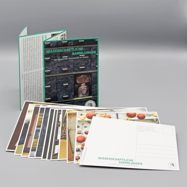 """Postkartenset """"Sammlungen der Humboldt-Universität zu Berlin"""""""
