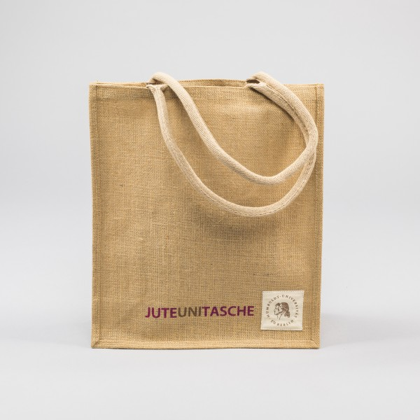 Jute Shopping-Bag Siegel %SALE%