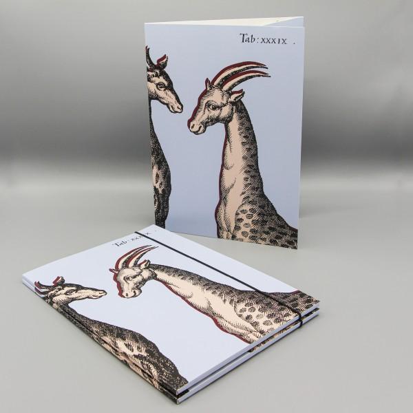 Sammelmappe Giraffe
