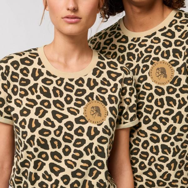 Unisex-T-Shirt kleines Brustsiegel