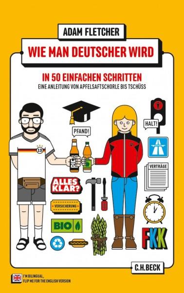 Fletcher, How to be German / Wie man Deutscher Wird Band 1