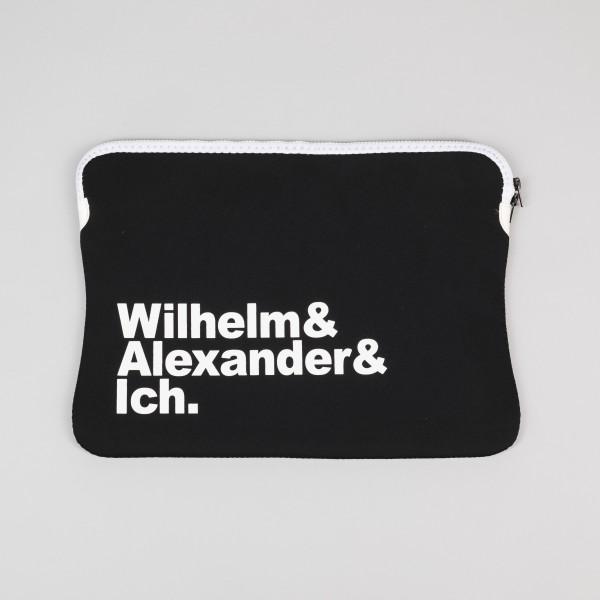 Laptoptasche Wilhelm & Alexander & Ich.