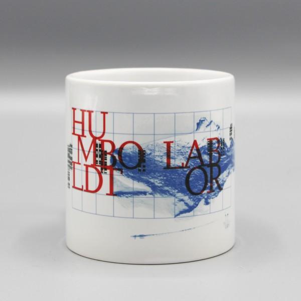 """Tasse Humboldt Labor """"Verwandtschaft - Dolly"""""""