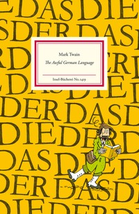 Mark Twain, The Awful German Language