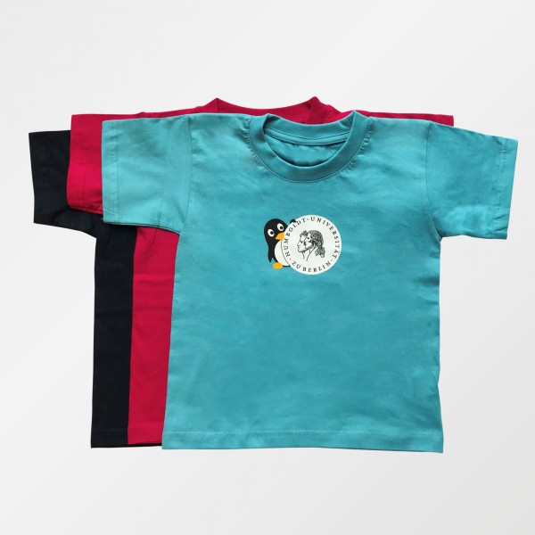 Kinder-T-Shirt Humboldt-Pinguin
