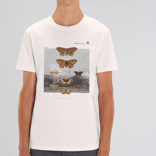 Herren T-Shirt nach einem Motiv von Alexander von Humboldt