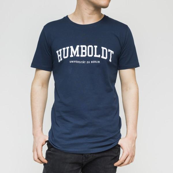 Herren-T-Shirt Schrift HUMBOLDT