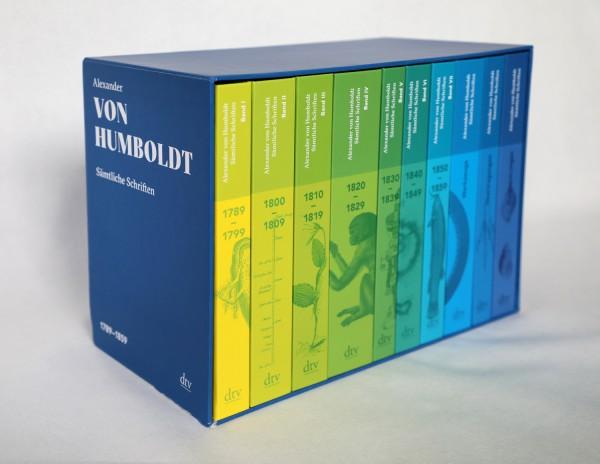 Humboldt, Alexander von; Sämtliche Schriften (Studienausgabe)