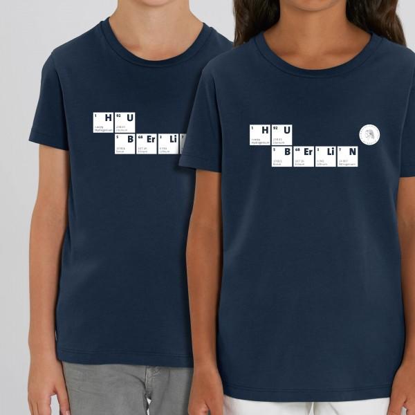Kinder-T-Shirt Elemente